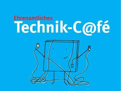 Technik-C@fé - Nachbarschaftshilfe bei Problemen mit dem Com...