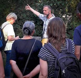 PflanzenErlebnisFührung mit dem Heilpraktiker Olaf Tetzinski...