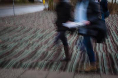 Fotogalerie Friedrichshain: Woher Wohin - Reportagefotografi...