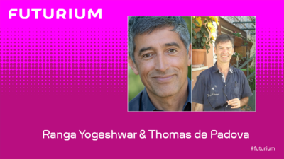 Ranga Yogeshwar & Thomas de Padova - Nur eine Nummer?