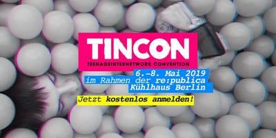 TINCON im Rahmen der re:publica