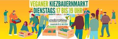 Kiezbauernmarkt Elsenbusch in Neukölln / Alt-Treptow