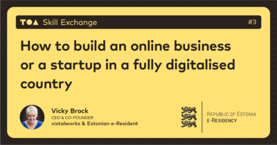 How to build an online business or a startup in a fully digi...