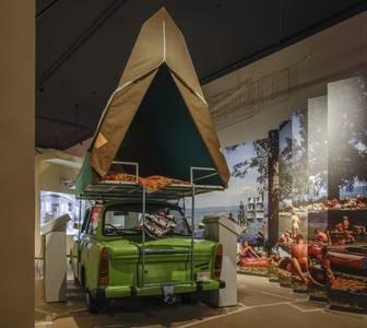 Museum in Kulturbrauerei: Alltag in der DDR