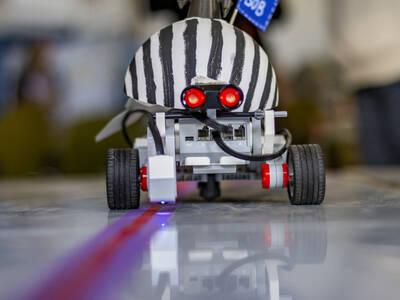 Roboter von Zuhause steuern