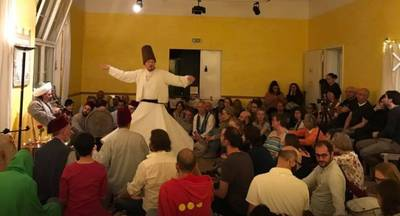 Sufi-Abend in Berlin ufaFabrik