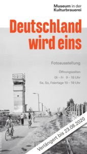 Verlängert: Fotoausstellung im Museum in der Kulturbrauerei:...