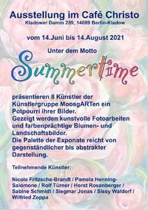 Summertime - Ausstellung im Cafe Christo (Mi - So)