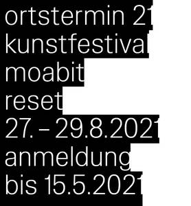 Aufruf zur Teilnahme an Kunstfestival Ortstermin 21