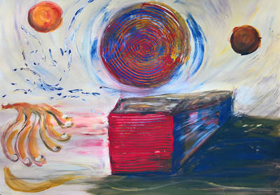 Transition - Ausstellung in der Galerie KungerKiez