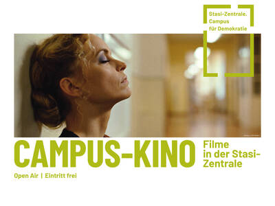 Barbara | Campus-Kino. Filme in der Stasizentrale | Open Air