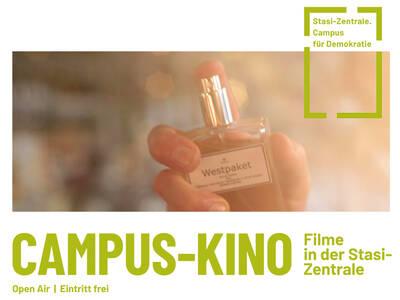 Der Duft des Westpakets | Campus-Kino. Filme in der Stasize...