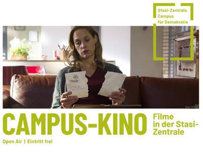 Zwischen den Zeiten | Campus-Kino. Filme in der Stasizentral...