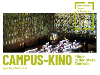 ABGEHAUEN | Campus-Kino. Filme in der Stasizentrale | Open A...