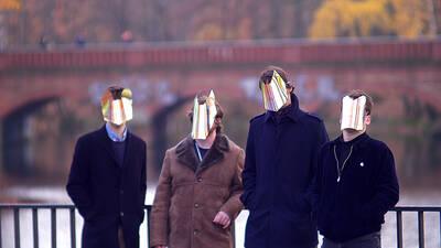 Tim Tiebel + Die Tiere - Folk-Pop