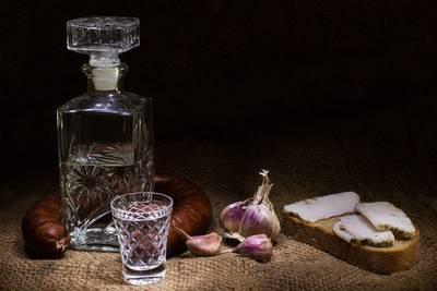 Dat is typisch Osteuropa: Essen wie beim Vati ohne Wodka-Fla...