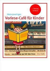 Vorlese-Café für Kinder