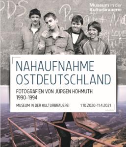 Neue Wechselausstellung im Museum in der Kulturbrauerei: Nah...