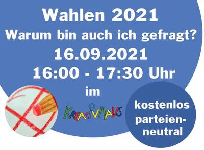 Workshop - Wahlen 2021