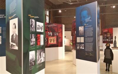 Ausstellungseinblick Aufbruch und Reformen Museum Pankow