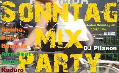 Sonntag MIX PARTY Eintritt frei in Easy Lodges Berlin