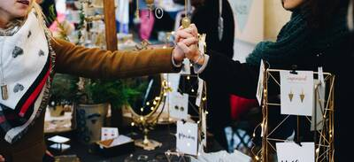 Kunst & Designmarkt– Winter Open Air Weddingmarkt