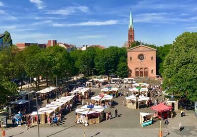 Kunst & Designmarkt – Comeback Open Air Weddingmarkt