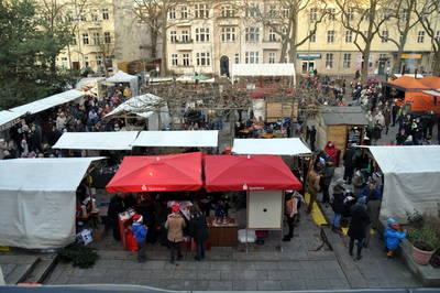 Weihnachtsmarkt in Karlshorst