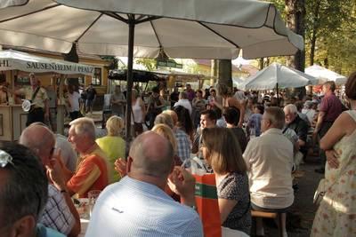 32. Wein- und Winzerfest rund um den Lichtenrader Dorfteich