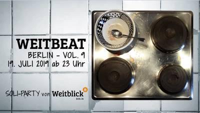 Soliparty von Weitblick Berlin im Slaughterhouse Moabit