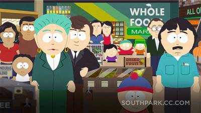 South Park- Welcome Home