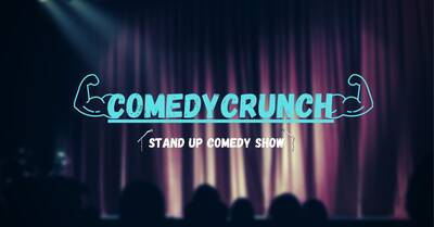 ComedyCrunch +++ STANDUP COMEDY am Senefelderplatz im Prenzl...