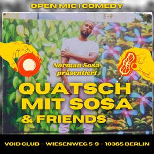 "STAND UP COMEDY - ""Quatsch mit Sosa&Friends"" i..."