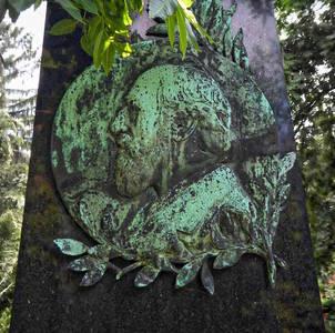 Grabstätte Wichert