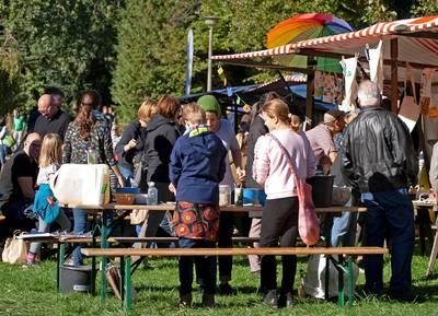 Helfer*innen-Fest & Sense-Workshop