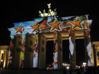 Tag der deutschen Einheit 2018 am Brandenburger Tor & me...