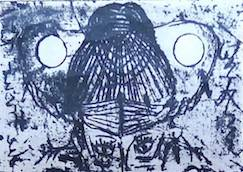 Karla Woisnitza, Plakat 1984 (Detail)