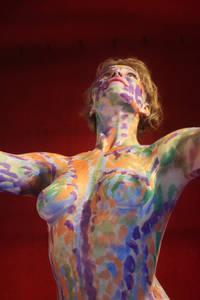 "Die Aktgalerie / ""Transition"" von Wolfgang Hingst ..."