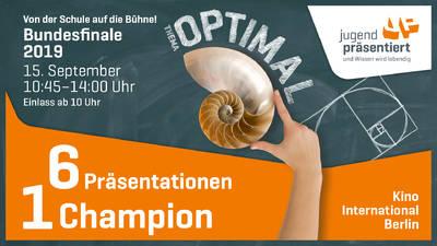 Jugend präsentiert-Bundesfinale 2019