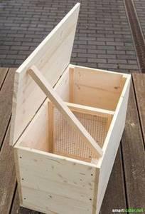 !VERSCHOBEN/DELAYED! Workshop Selbstbau einer Wurmkompost-Ki...