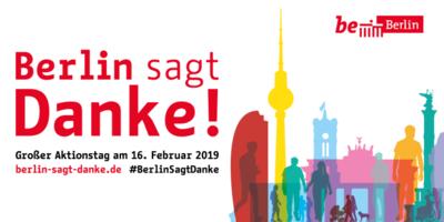 Berlin sagt Danke! - Führung durch Uli Richter Sonderpräsent...