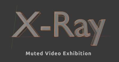 X-Ray • Stumme Video Ausstellung