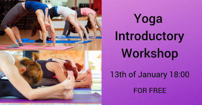 Yoga Introductory Workshop in Berlin