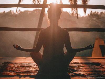 Yoga für mehr innere Ruhe