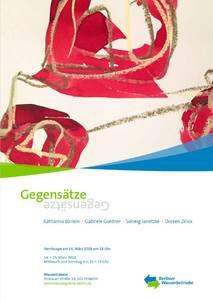 Ausstellung_Gegensäte
