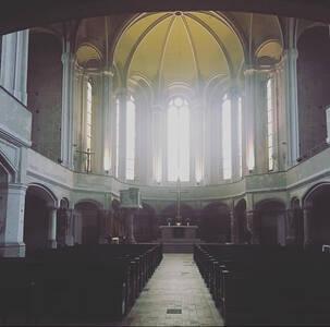 Live-Musik in der Zionskirche