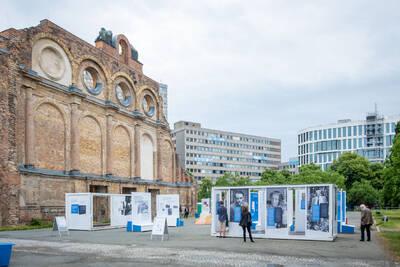 © Stiftung Exilmuseum, Foto: Till Budde